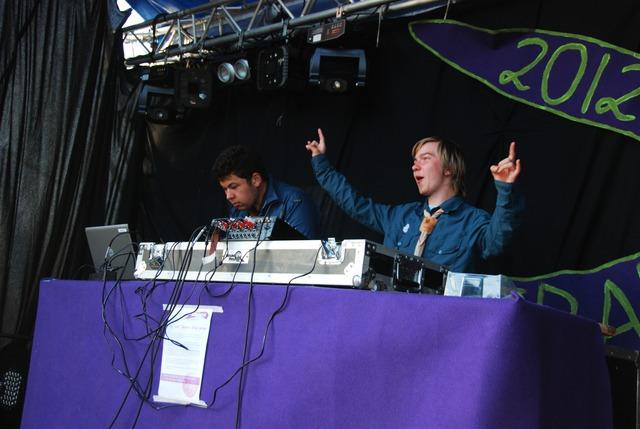 DJ & Deco tävling